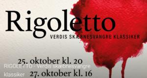 RIGOLETTO (Verdi) @ Helsingør Teaterhus